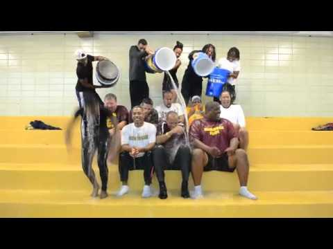 Central State University ALS Ice Bucket Challenge