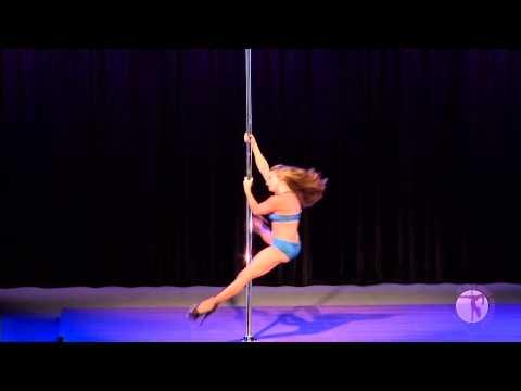 2012 US Pole Dance Championship - Allison Sipes