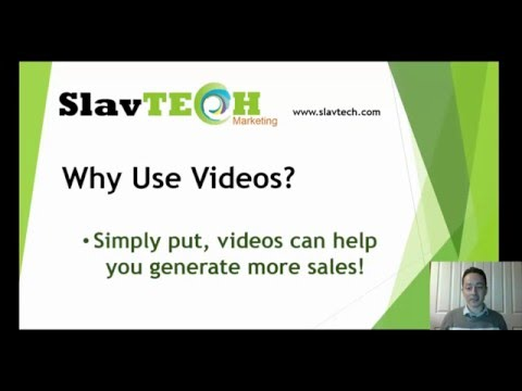 Video Marketing Expert Vancouver | Why Use Videos?