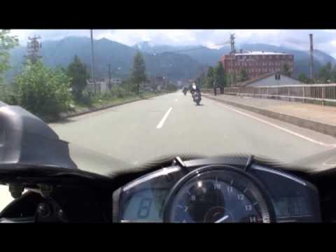 Baku-Antalya-Baku Moto-Trip 2009