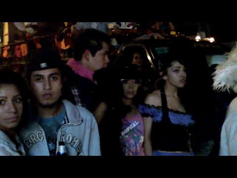 PRIMERA PARTE RECORRIDO DÍA DE MUERTOS AYOTLA 2012 (IXTAPALUCA) CON ADRIAN XIMENEZ