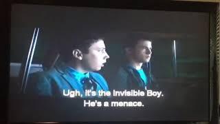 Goosebumps: The Invisible Boy Scene