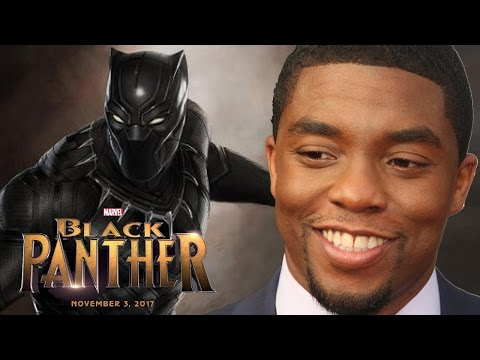Chadwick Boseman To Play Black Panther For Marvel
