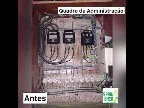 EDIFÍCIO BOUGAINVILLE - SPRING ENERGY - ADEQUAÇÃO ELÉTRICA