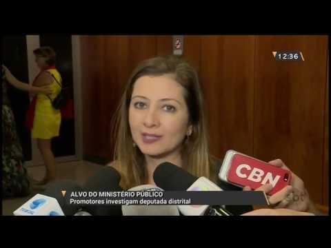 Promotores investigam Sandra Faraj