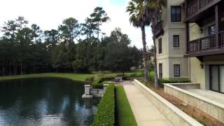 World Golf Village Aerial Tour - Jacksonville, Florida