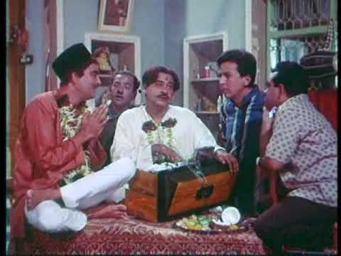 Padosan - 5 13 - Bollywood Movie - Sunil Dutt, Kishore Kumar & Saira Bano video