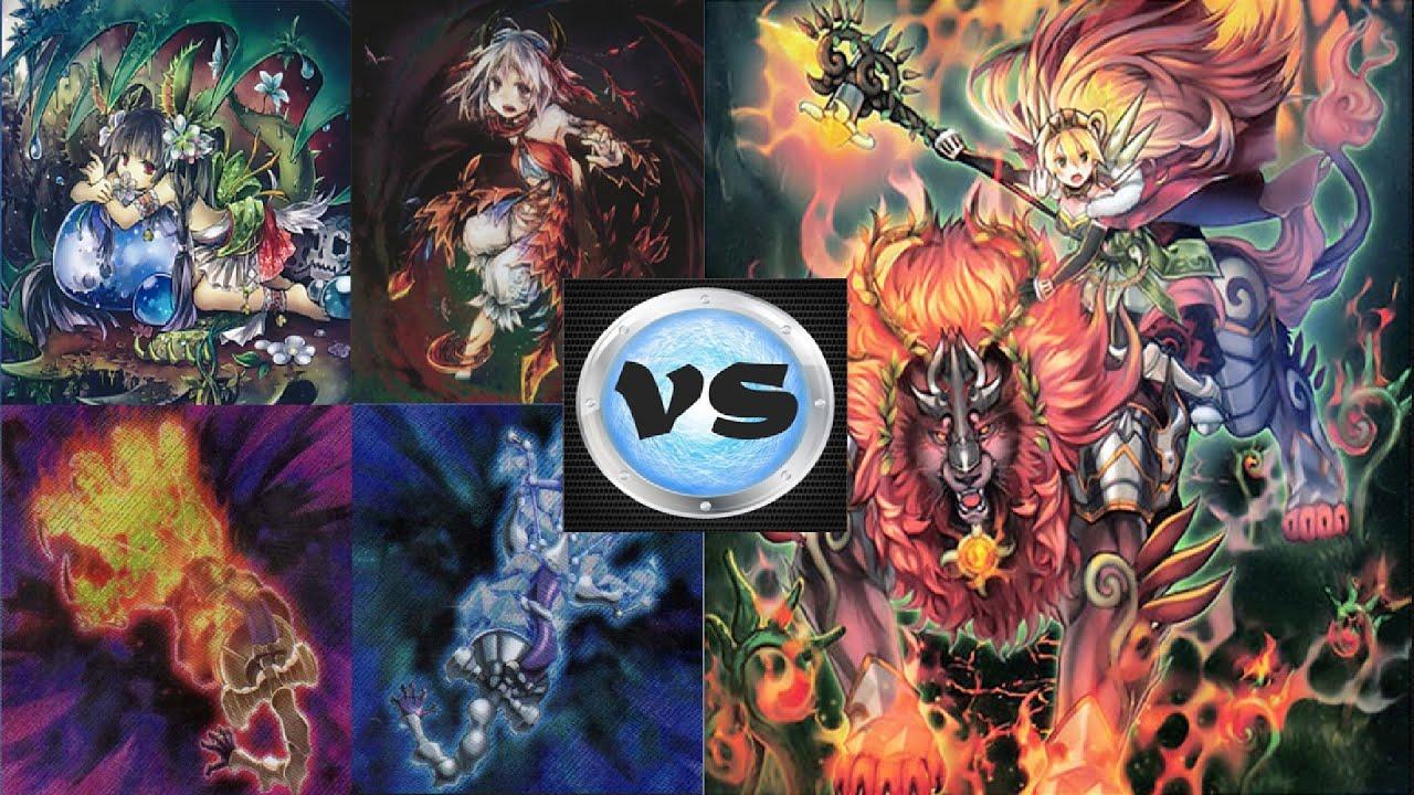 Yugioh Traptrix Wallpaper Yu-gi-oh Traptrix-hand vs