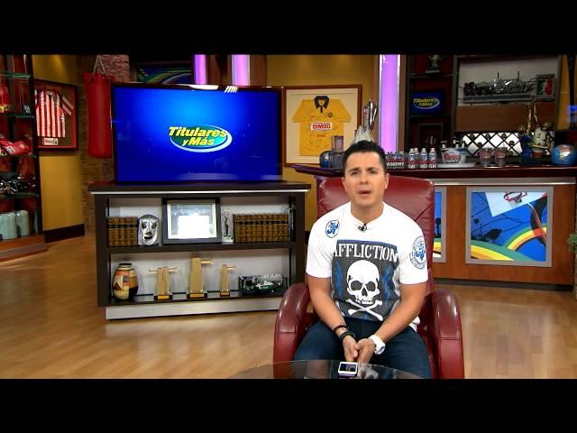 Titulares y Más / La selección Méxicana / Telemundo