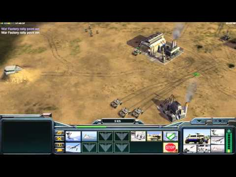 (BoYcaH)LASER VS SUPER WEAPON(GeN MasTeR) CNC: GENERALS ZH