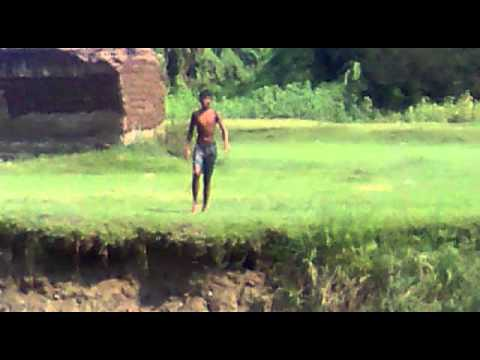 Bangladeshi Boy Enjoy In Small Ganga video