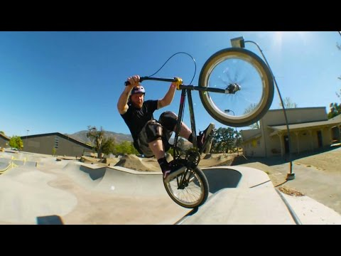 Skydiving and BMX Sessions at Camp Woodward - Red Bull Makin' It - EP 4