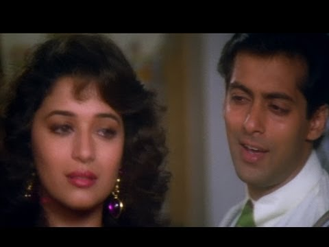 Mujhse Judaa Hokar - Hum Aapke Hain Koun - Salman Khan & Madhuri - Romantic Song video