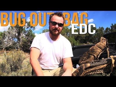 EDC Bag   What goes in an Every Day Carry Bag?