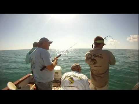 Fishing the Florida Keys. Hog Fish and Grouper