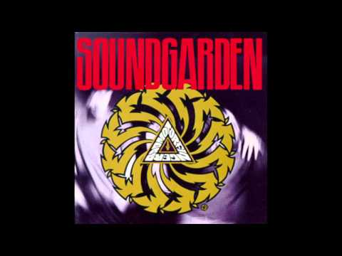 Soundgarden - Badmotorfinger (Full Album)