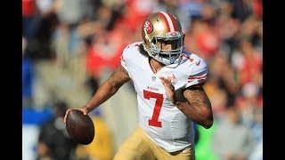 Colin Kaepernick to the Bengals?!