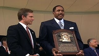 Dave Winfield delivers Hall of Fame induction speech