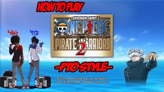 [How REAL NIGGAS PLAY ONE PIECE PIRATE WARRIORS 2] Video