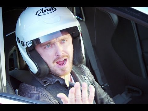 Is Aaron Paul Bad at Breaking? - Top Gear - Series 21 - Behind the Scenes