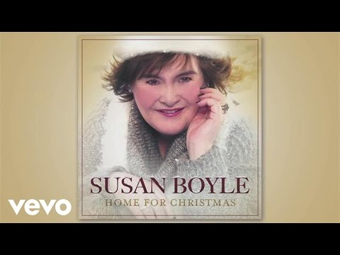 Susan Boyle - I'll Be Home for Christmas (Audio)