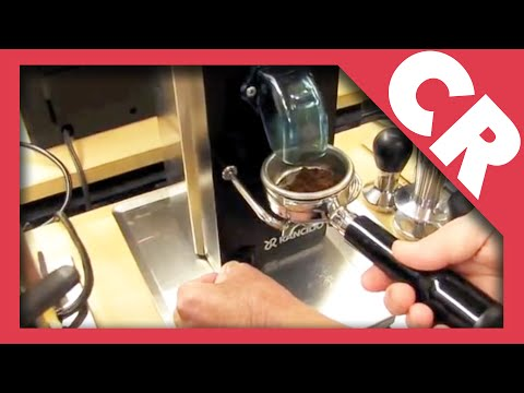 Crew Review: Rancilio Rocky Grinder