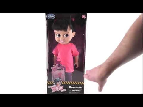 Boo Doll Monsters Inc uk Monsters Inc Boo Talking Doll