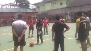 Modifikasi permainan futsal