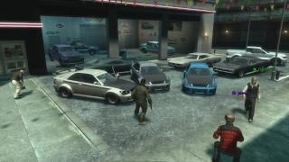 GTA IV Online (Xbox One) | F*ckery #1 - Street Racing, Swing Set, & More w/ Sultan RS, Turismo, Futo