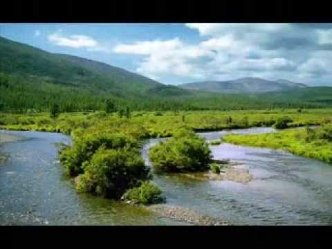 Three Greatest Rivers in Siberia Russia