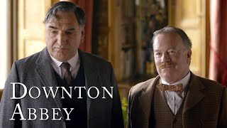 Mr.Carson Gets Blackmailed! | Downton Abbey