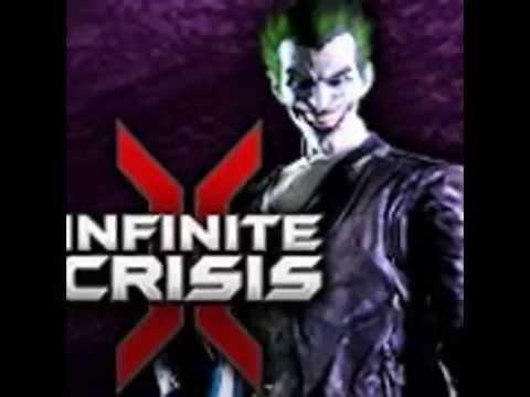 Arkham Joker Infinite Crisis Infinite Crisis Arkham Joker