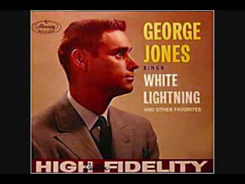 George Jones - White Lighting