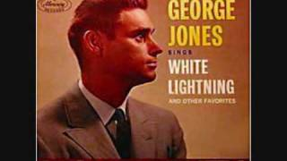 Watch George Jones White Lightning video
