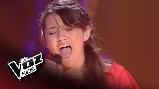 "Flori: ""Without you"" – Final – La Voz Kids 2018"