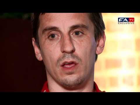 Gary Neville FATV Five a Side - Euro 2012 | FATV