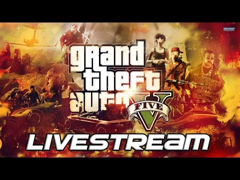 Grand Theft Auto V Online Live - Let Have Fun - Heists and Missions #gamevik #GTAV #Pakistan #India