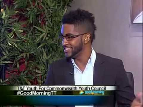 Nikoli Edwards on Good Morning Trinidad and Tobago