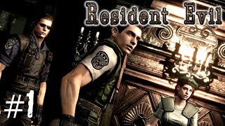 Resident Evil REmake HD   01   Knives and Steroids!