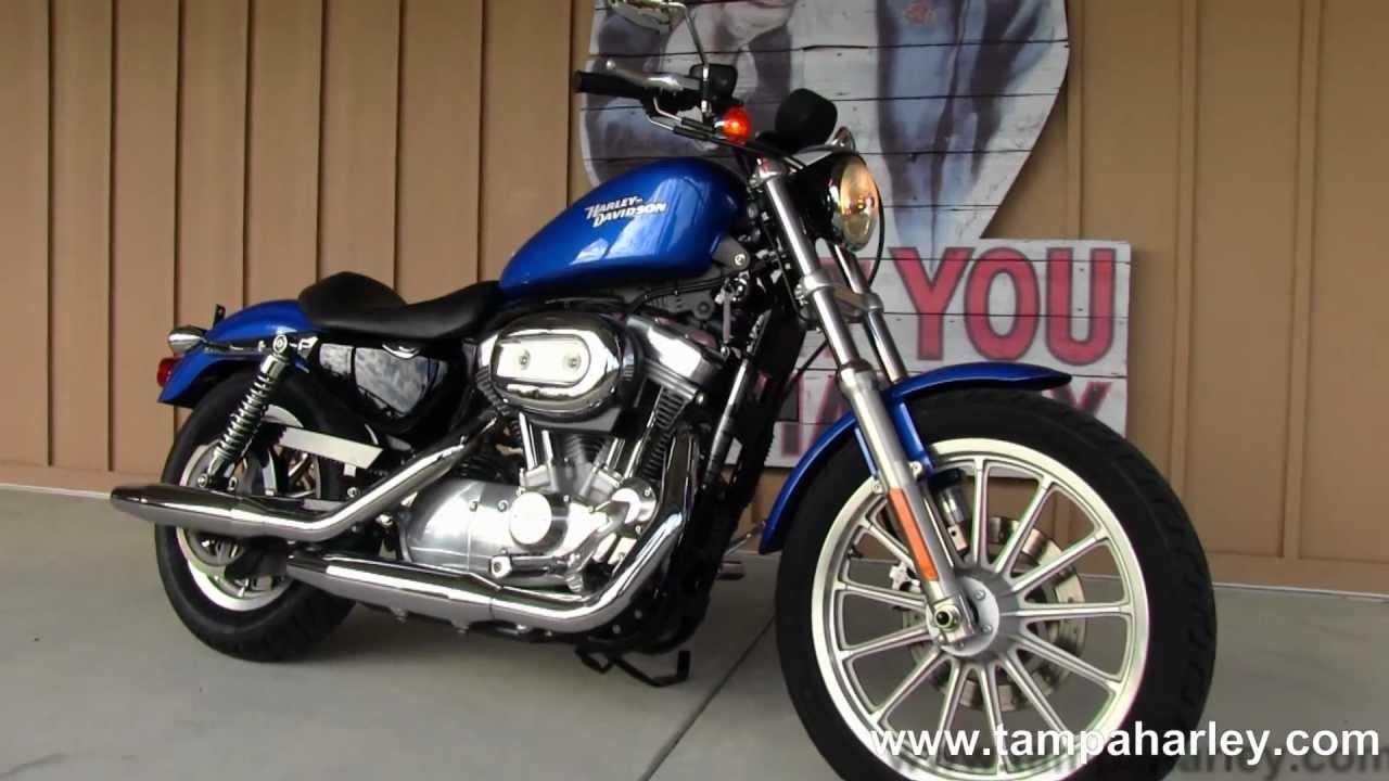 Used Harley Davidson Sportster Xl