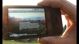 Thumb Wikitude con Realidad Aumentada en Android – Guía Turística