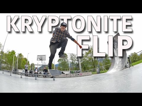 My Kryptonite! Hardest Flatground Trick?