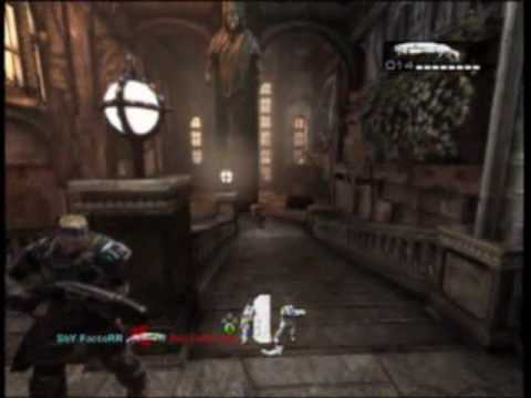 FactoR: Second Gears of War 2 Shotgun Montage