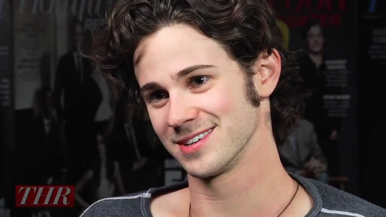 Connor Paolo Relationship Connor Paolo on 'revenge's'