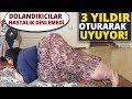 'Fil' hastalığı teşhisi konulan Nebahat Ateş 3 Yıldır Oturarak Uyuyor