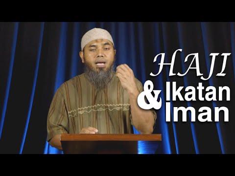 Serial Haji Dan Qurban 21: Haji Dan Ikatan Iman Yang Hakiki - Ustdaz Afifi Abdul Wadud