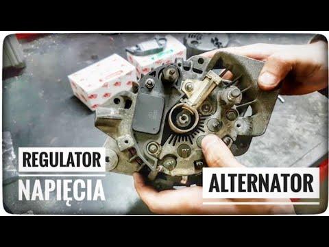 Wymiana Regulatora Napięcia W Alternatorze Opel Astra G