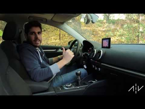 Audi A3 Sedán - Prueba cuentavueltas.com