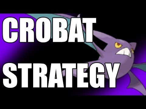 Pokemon X & Y Strategy - Crobat Strategy! Crobat OP