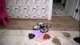 Quadrocopter Camera UFO U818A (4,5 Years Old)